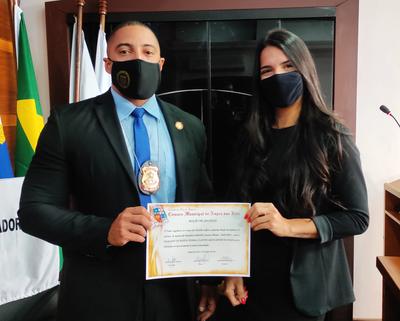 Delegado Federal Dr. Cayton Lúcio Santos