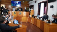 16ª sessão ordinária encerrou primeiro período legislativo de 2020