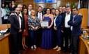 Associação de Pais e Amigos dos Excepcionais recebe Título do Legislativo