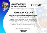 Audiência Pública de revisão do Plano Diretor de Angra dos Reis