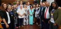 Câmara celebrou Dia da Cultura com sessão solene