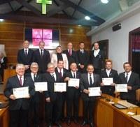 Câmara celebrou dia do maçom com sessão solene
