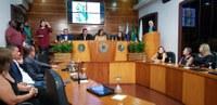 Câmara celebrou Dia Internacional da Mulher em sessão solene