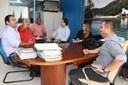Câmara de Angra recebe representantes do legislativo de Itaguaí