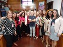 Câmara de Angra sediou encontro de vereadoras do estado do Rio de Janeiro