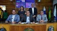 Câmara elege nova mesa diretora