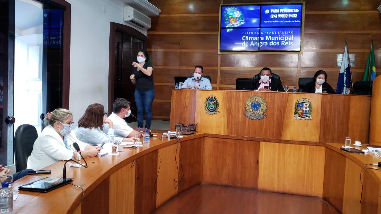 Câmara fez audiências públicas para apresentação de números da Prefeitura