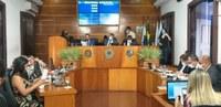 Câmara fez segunda sessão ordinária