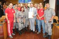 Câmara garante regulamentação da profissão de Bombeiros Civis