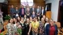 Câmara Municipal fez homenagem aos profissionais da educação no município