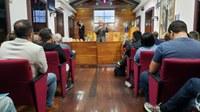 Câmara ofereceu à população palestra sobre o bem público municipal