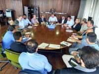 Câmara participa de reunião sobre a Indústria Naval