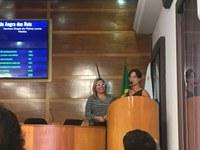 Câmara presta homenagem à professora de dança Sheyla Klautau