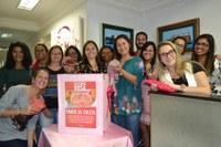 Câmara promove programação alusiva ao Outubro Rosa