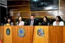 Câmara realiza Sessão Especial à Mulher Negra