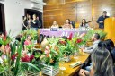 Câmara realiza sessão solene alusiva ao Dia Internacional da Mulher