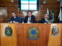 Câmara realizou audiências públicas para apresentação de dados financeiros e da saúde no município