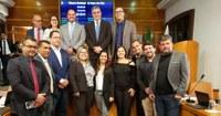 Câmara realizou primeira sessão ordinária do segundo período legislativo