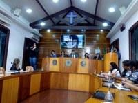 Câmara realizou sessão alusiva ao combate à violência contra a mulher