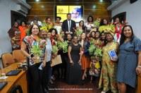 Câmara realizou sessão especial em homenagem à mulher negra