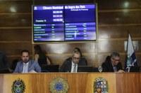 Câmara realizou sessão extraordinária para votação de temas diversos