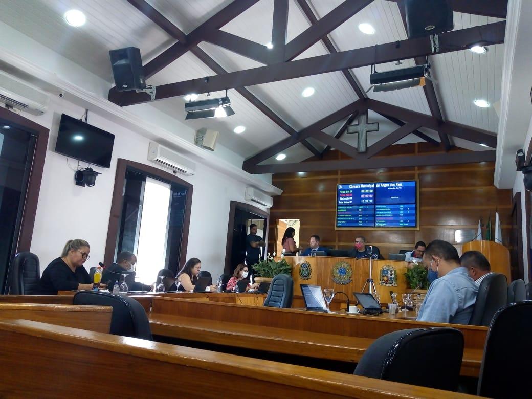 Câmara aprovou medidas que ajudam a economia do município durante o Coronavírus
