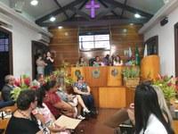 Câmara realizou sessão solene em celebração ao mês da mulher