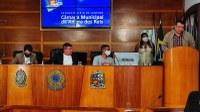 Câmara recebeu subsecretário estadual de cultura