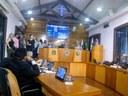 Câmara votou reajuste de servidores