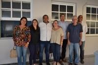 Comissão Especial da Câmara realiza visita na Santa Casa