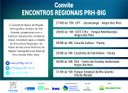 Comitê realiza encontros regionais