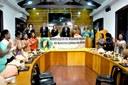 Dia Municipal da Mulher Negra é celebrado na Câmara