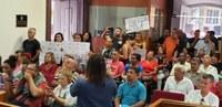 Educação foi destaque na quarta sessão ordinária