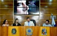 Legislativo promove debate sobre violência contra a mulher