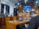 Nona sessão ordinária foi realizada nesta terça-feira na Câmara Municipal