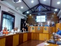 Orçamentos do Executivo Municipal para 2020 foram apresentados na Câmara