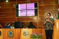 Outubro Rosa: palestra aborda necessidade de cuidados