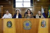 Prefeitura presta contas na Câmara Municipal