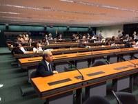 PRESIDENTE MARCO AURÉLIO VARGAS PARTICIPA, EM BRASÍLIA, DE DISCUSSÃO SOBRE O ESTATUTO DAS CIDADES.