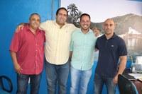Presidentes de Câmaras da região promovem seu primeiro encontro