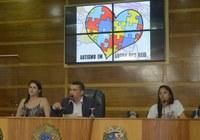 Realidade do autista em Angra é debatida no Legislativo