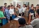 Região unida pela manutenção dos empregos na Brasfels