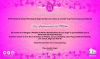 Sessão Solene Alusiva ao Dia Internacional da Mulher.