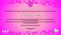 Sessão Solene Alusiva ao Dia Internacional da Mulher