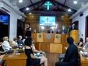 Sessão solene comemorou Dia Municipal do Rotariano