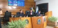 Terceira sessão ordinária tratou de temas diversos