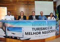 Turismo é amplamente debatido no Legislativo