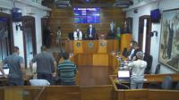Câmara realizou 8ª sessão ordinária do segundo período legislativo